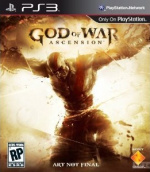 God of War: Ascension Cover (Click to enlarge)