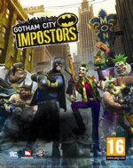 Gotham City Impostors Cover (Click to enlarge)