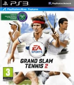 Grand Slam Tennis 2 Cover (Click to enlarge)