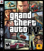 Grand Theft Auto IV Cover (Click to enlarge)