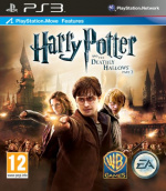Harry Potter and the Deathly Hallows: Part II Cover (Click to enlarge)