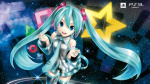 Hatsune Miku: Project Diva F Cover (Click to enlarge)