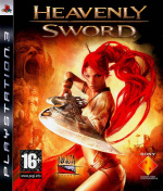 Heavenly Sword Cover (Click to enlarge)