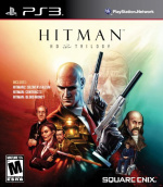 Hitman HD Trilogy Cover (Click to enlarge)