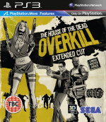 House of the Dead: Overkill - Extended Cut Cover (Click to enlarge)