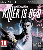 Killer Is Dead Cover (Click to enlarge)