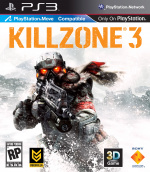 Killzone 3 Cover (Click to enlarge)