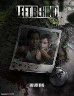 The Last of Us: Left Behind Cover (Click to enlarge)