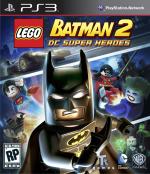 LEGO Batman 2: DC Super Heroes Cover (Click to enlarge)