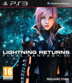 Lightning Returns: Final Fantasy XIII Cover (Click to enlarge)