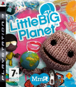LittleBigPlanet Cover (Click to enlarge)