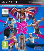 London 2012 - The Official Video Game of the Olympic Games Cover (Click to enlarge)