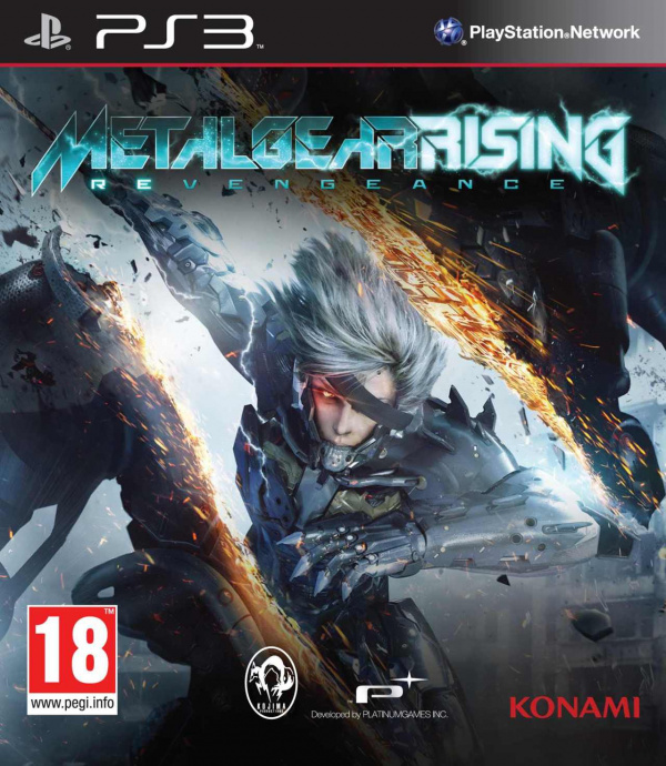 metal gear rising revengeance ps3 playstation 3 topics