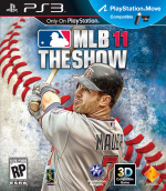 MLB 11 The Show Cover (Click to enlarge)