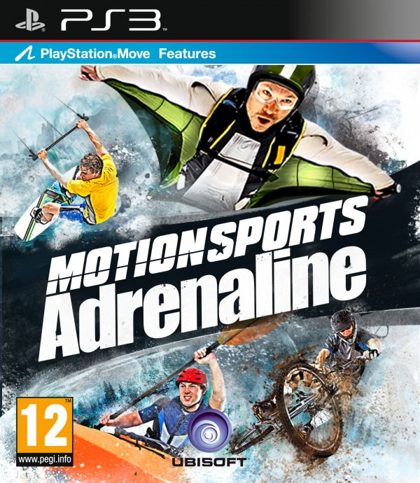 Sports Games For Ps3 : Motionsports adrenaline review ps push square