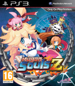 Mugen Souls Z Cover (Click to enlarge)