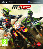 MXGP: The Official Motocross Game Cover (Click to enlarge)