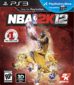 NBA 2K12 Cover (Click to enlarge)