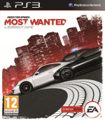 Need for Speed: Most Wanted Cover (Click to enlarge)