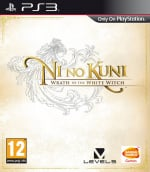 Ni No Kuni: Wrath of the White Witch Cover (Click to enlarge)