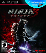 Ninja Gaiden III Cover (Click to enlarge)