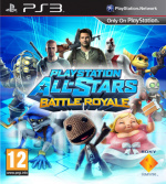PlayStation All-Stars Battle Royale Cover (Click to enlarge)