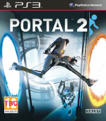 Portal 2 Cover (Click to enlarge)