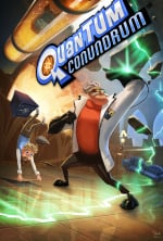 Quantum Conundrum Cover (Click to enlarge)