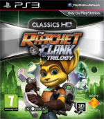 Ratchet & Clank Collection Cover (Click to enlarge)