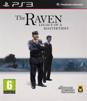 The Raven: Legacy of a Master Thief