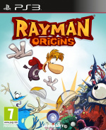 Rayman Origins Cover (Click to enlarge)