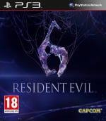 Resident Evil 6 Cover (Click to enlarge)