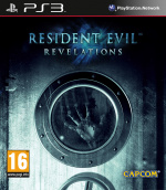 Resident Evil: Revelations Cover (Click to enlarge)