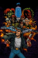 Retro City Rampage Cover (Click to enlarge)
