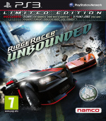 Ridge Racer Unbounded Cover (Click to enlarge)