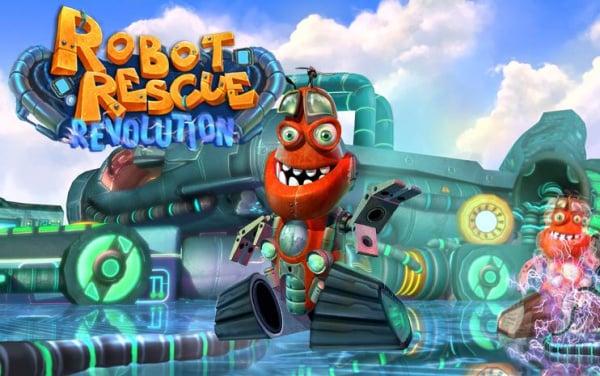 Robot Rescue Revolution Скачать Торрент - фото 3