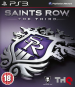 Saints Row: The Third Cover (Click to enlarge)