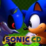 Sonic CD Cover (Click to enlarge)