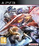 SoulCalibur V Cover (Click to enlarge)