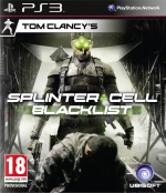 Splinter Cell: Blacklist Cover (Click to enlarge)