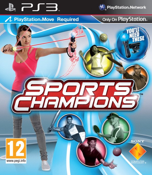 Sports Games For Ps3 : Sports champions review ps push square
