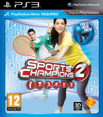 Sports Champions 2 Cover (Click to enlarge)