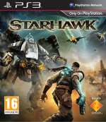 Starhawk Cover (Click to enlarge)