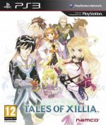 Tales of Xillia Cover (Click to enlarge)