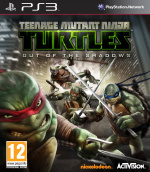 Teenage Mutant Ninja Turtles: Out of the Shadows Cover (Click to enlarge)