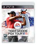 Tiger Woods PGA Tour 11 Cover (Click to enlarge)