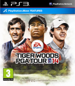 Tiger Woods PGA Tour 14 Cover (Click to enlarge)