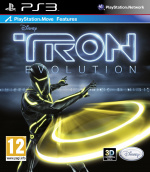 Tron Evolution Cover (Click to enlarge)
