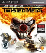Twisted Metal Cover (Click to enlarge)