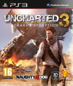 Uncharted 3: Drake's Deception Cover (Click to enlarge)